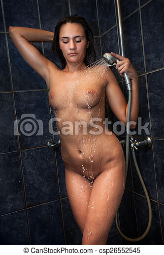 Beautiful nude women with snakes