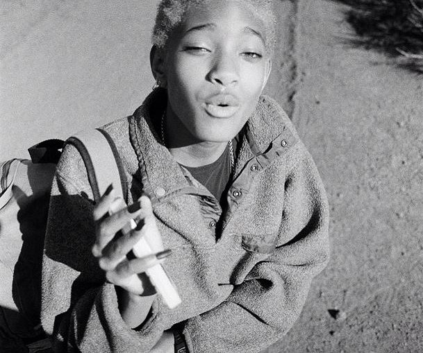 Nude pics of willow smith