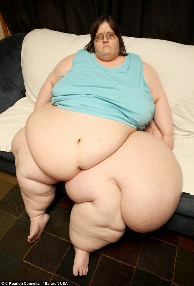 Worlds fattest woman nude
